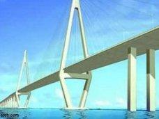 переход Керчь – Кубань, Российская сторона передала Украине предложения по строительству моста «Керчь – Кубань»