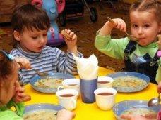 В Алуште утвердили стоимость питания в детсадах
