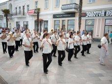 оркестр, В Ялте в конце мая проведут юбилейный фестиваль духовой музыки