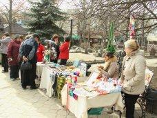Кузнецы, В Симферополе проходит ярмарка мастеров народного творчества