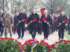 Афганцы, В Симферополе прошел митинг в память о погибших воинах-афганцах