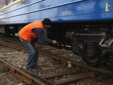 В Сакском районе мужчина попал под поезд