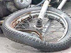 ДТП, В Белогорском районе разбился мотоциклист