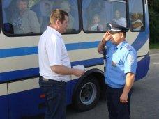общественный транспорт, В Крыму проводят операцию «Автобус»