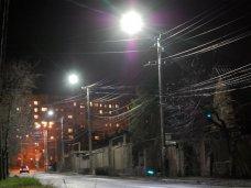 В Симферополе внедряют энергосберегающие технологии в уличном освещении