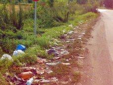 Могилев предлагает привлечь крымчан к уборке обочин дорог
