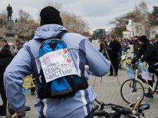 В Севастополе экологический велопробег поддержали более ста человек