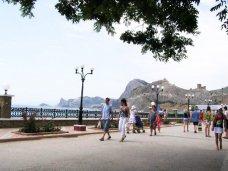 Набережная, На реконструкцию набережной Судака выделят 1 млн. грн.