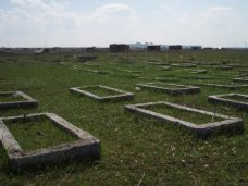 Территорию мемориала жертвам концлагеря в Симферополе освободят от самостроев