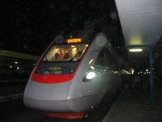 Скоростной поезд, В Крым прибыл экспериментальный скоростной электропоезд