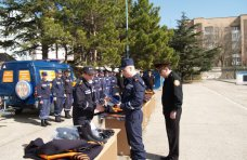 Крымские водолазы получили новое оборудование