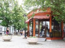 Коффишка, Мэр Симферополя обещает разобраться с незаконным кафе в центре города