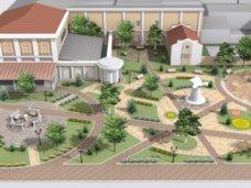 сквер Республики, Ко Дню города в центре Симферополя будет открыт сквер