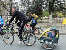 В Крыму открыли велосезон