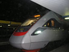 Скоростной поезд, Скоростной поезд Симферополь – Днепропетровск будет ходить с 27 мая