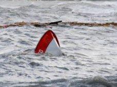 Происшествия на воде, На Донузлаве затонул катер с людьми на борту