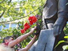 журналисты, В Симферополе почтили память журналистов-фронтовиков