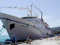 Круиз, Круизный лайнер, В Ялте презентовали круиз по Черному морю