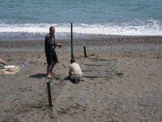 незаконное строительство, В Алуште создана комиссия по выявлению незаконных конструкций на пляжах