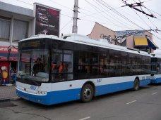 В Симферополе задержали наркомана за рулем троллейбуса