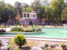 Реконструкция, Парк культуры и отдыха в Симферополе реконструируют к следующему Дню города