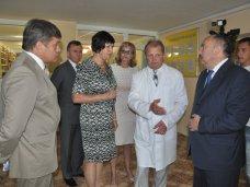 Здравоохранение, Представитель Администрации Президента посетила центр первичной помощи в Симферополе