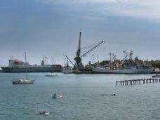 Порт Евпатории увеличил грузооборот на 30%