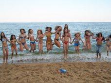 В Крыму начали работу 682 учреждения детского отдыха