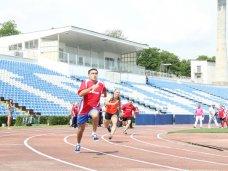 День здоровья, В Симферополе День здоровья отметили спортивными состязаниями