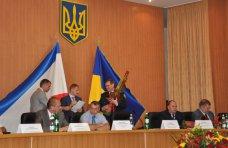 В Крыму представили начальника управления Министерства доходов и сборов
