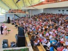 В Судаке открылась юбилейная библиотечная конференция
