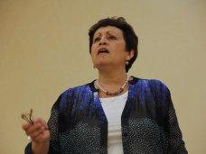 На встречу с читателями в Крым приехала русская писательница