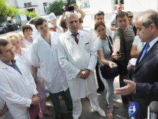 Университетская клиника, Кардиология больницы им. Семашко в Симферополе получит современное оборудование