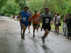 Забег, В Симферополе Олимпийский день отметили массовым пробегом