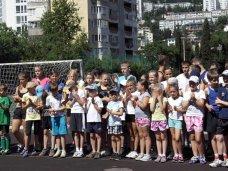 Олимпиада, В Ялте проходит Олимпийский день