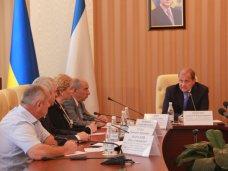 комиссия по вопросам АРК, Парламентская комиссия по делам Крыма займется законом об инвестиционной деятельности