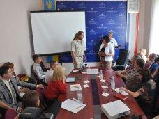 В Симферополе начинающие предприниматели представили бизнес-проекты