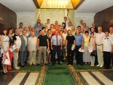 День здоровья, Крымский спикер наградил участников Дня здоровья