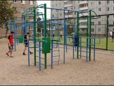 В Ялте реконструируют пять спортивных площадок