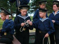 Моряки, В Феодосии откроют школу юнг