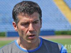 Тренер «Таврии» собрался повышать уровень футболистов