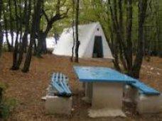 В Крыму действует 64 туристические стоянки