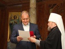 Награда, госнаграда, Госнаграды, Крымскому премьеру вручили орден Святителя Луки