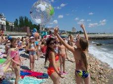 Оздоровление, В здравницах Крыма оздоровилось более 4 тыс. детей