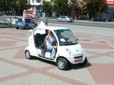 В Крыму запустят пилотный проект по прокату электромобилей