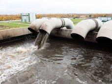 канализационно-очистные сооружения, Очистные сооружения в Утесе достроят к концу года