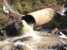 канализационно-очистные сооружения, В Орджоникидзе курортный сезон портят постоянные порывы канализации