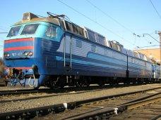 В Крыму приостановили движение поездов из-за поломки электровоза