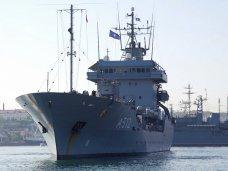Корабль, В Севастополь прибыли корабли НАТО
