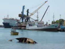 Торговый порт Евпатории на 13% увеличил грузооборот